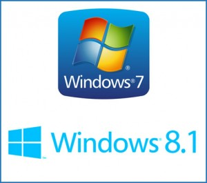 Windows 7 or Windows 8.1?